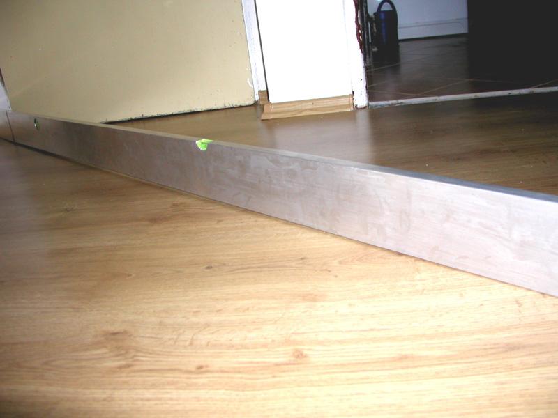 Křivá plovoucí podlaha